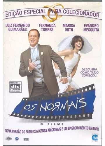 os normais o filme edição especial para colecionador (dvd)