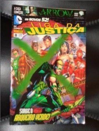 os novos 52! liga da justiça - surge o arqueiro verde! - ...
