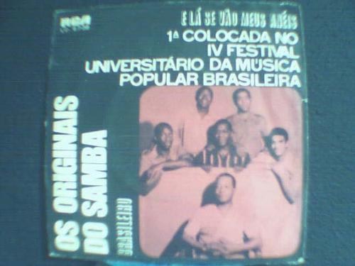 os originais do samba # e lá se vão meus anéis # brasileiro