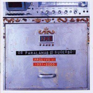os paralamas do sucesso arquivo ii (1991 - 200) cd rock naci