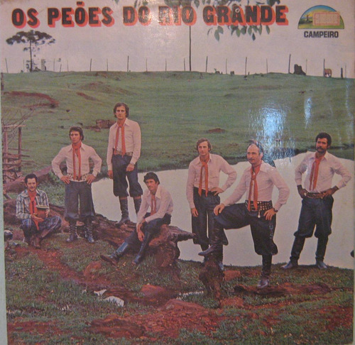 os peões do rio grande - 1979