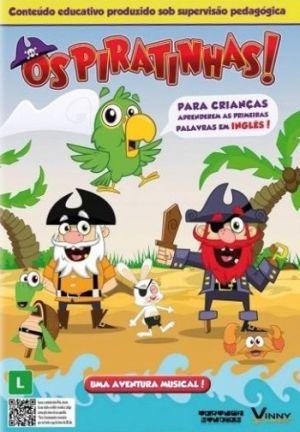 dvd os piratinhas 2013