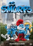 os smurfs - o filme - dvd