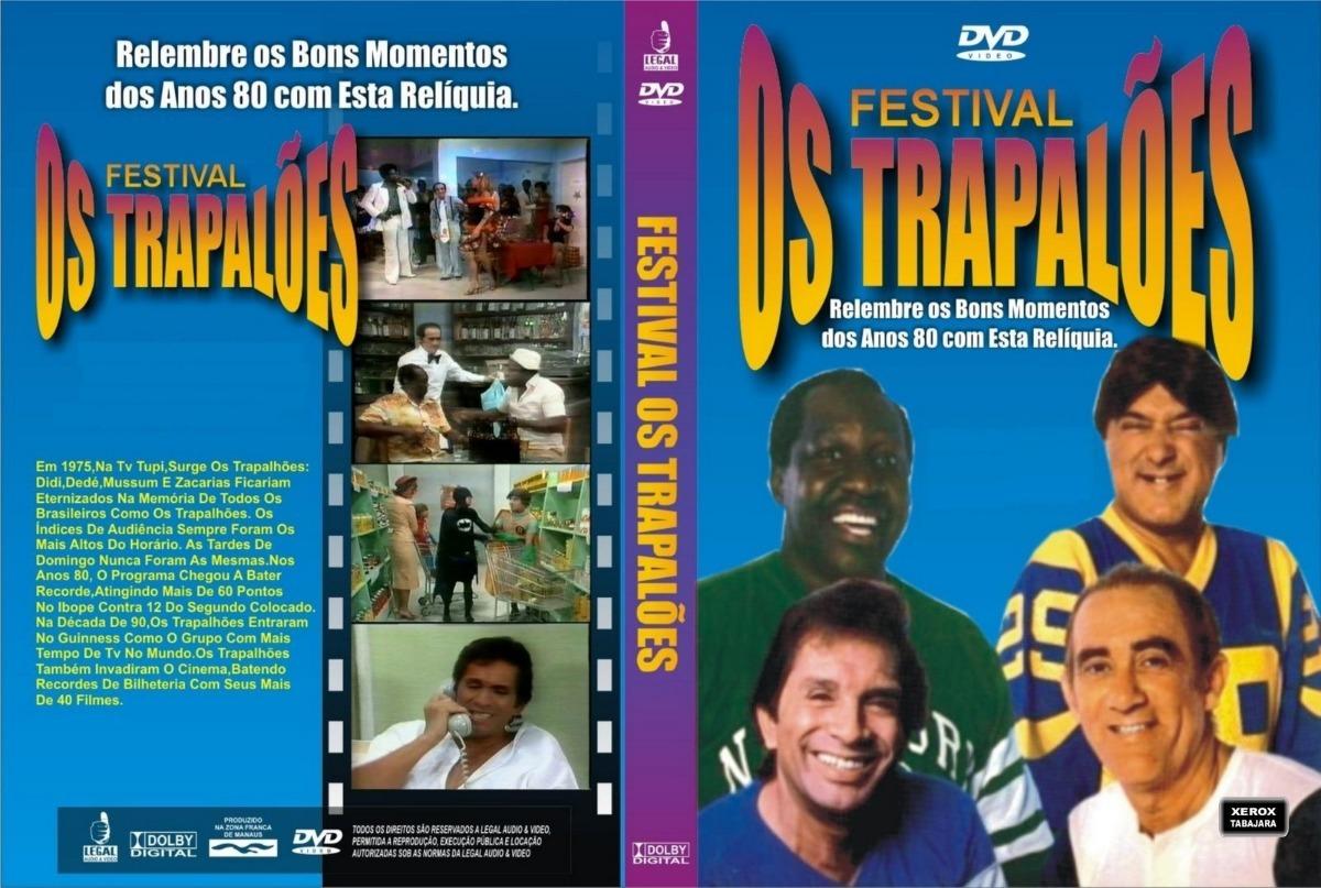 BAIXAR DVD TRAPALHOES DE OS