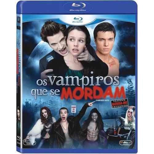 os vampiros que se mordam - blu-ray - novo original lacrado