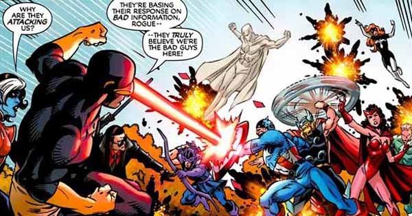 Os Vingadores Vs X-men - Original Em Ingles! - R$ 164,90 em ...