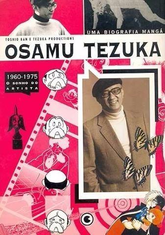 osamu tezuka - uma biografia mangá 1960-1975 - quadrinhos