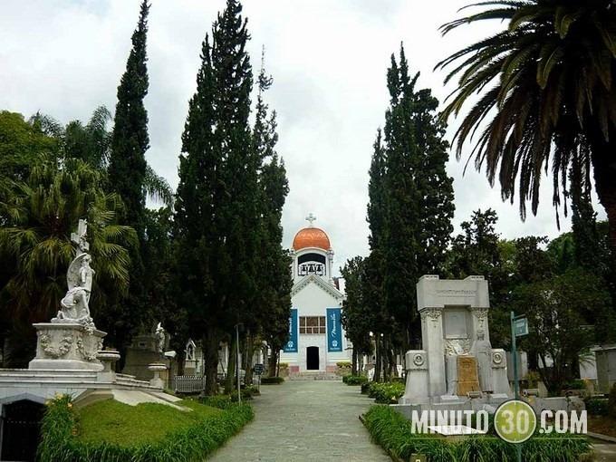 osario cementerio san pedro