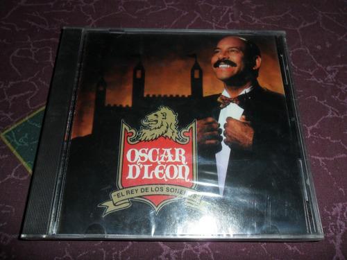 oscar d leon el rey de los sonederos cd nuevo sellado