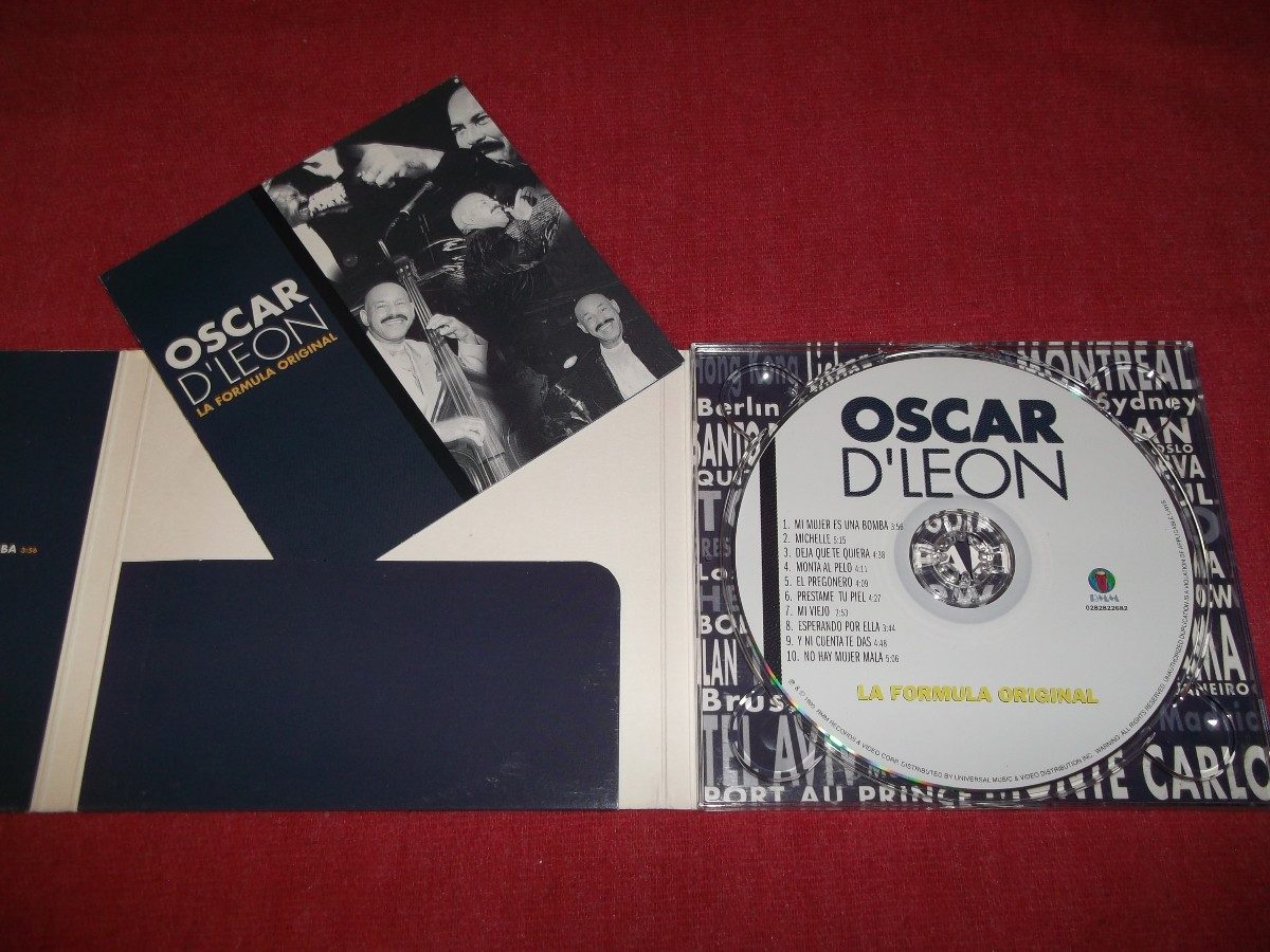 B002MTC9X8 moreover MLM 549930491 Oscar Dleon Formula Original Cd Digipack Imp Ed 1999 Mdisk  JM moreover B001SDQLOC besides B000FVBLQG additionally  on oscar dleon cds