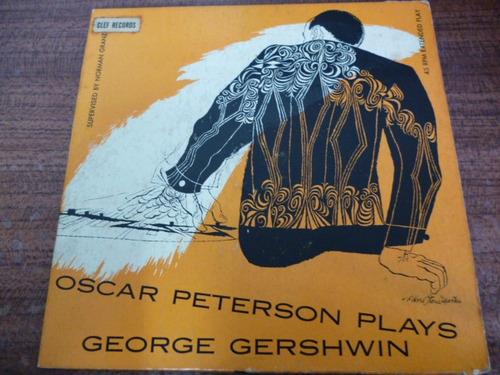 oscar peterson plays george gershwin simple c/tapa americano