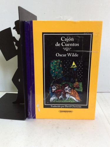 oscar wilde, cajón de cuentos