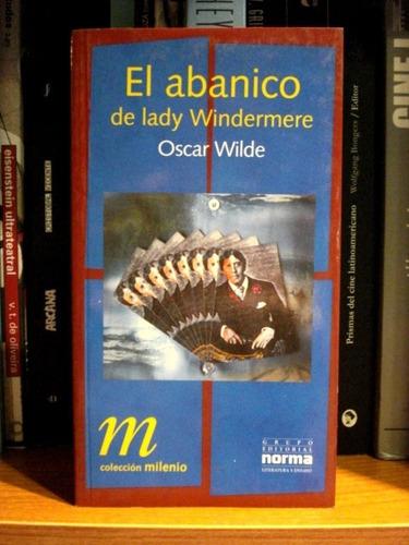 oscar wilde, el abanico de lady windermere - l06