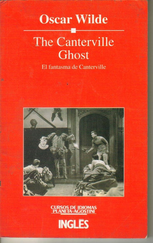 oscar wilde libro bilingûe the canterville ghost $ 250.00