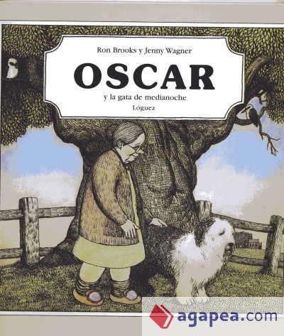 óscar y la gata de medianoche(libro )