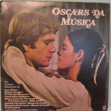 oscars  da música  -  álbum duplo - 1977