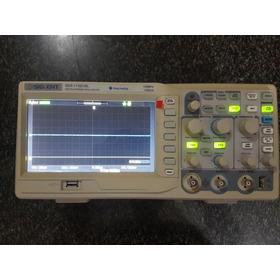 Osciloscopio 100mhz