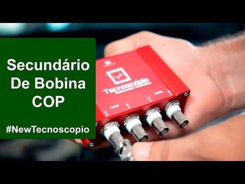 osciloscópio automotivo new tecnoscópio mecanica avançada