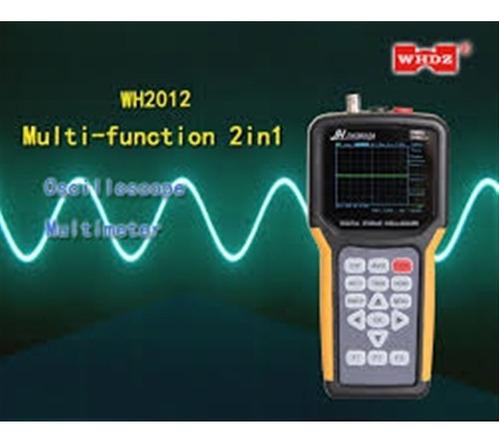 osciloscopio com multimetro miniscope sem fio profissional