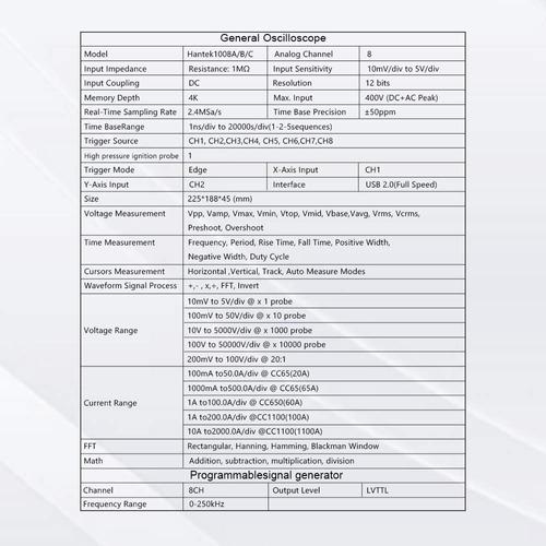 osciloscopio diagnostico automotriz 8 canales p/ laptop msi!