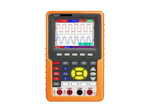 osciloscopio digital portatil owon hds2062m-n 60 mhz 2 ch