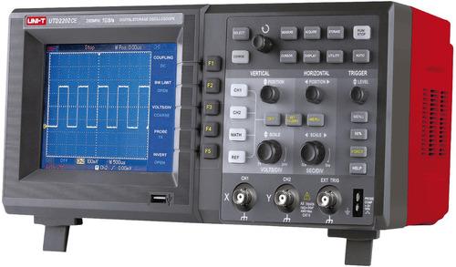 osciloscopio digital uni-t utd2025c 25mhz
