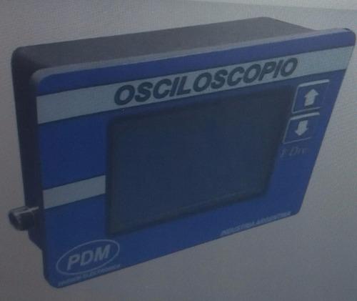 osciloscopio electrónico digital automotor - pdm