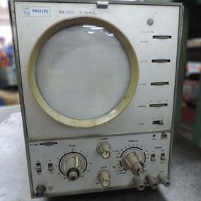 Osciloscópio Philips Pm 3221 Sm80 Uso Para Decoração - Usado