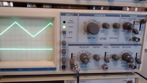 osciloscopios bk precision 40 mhz