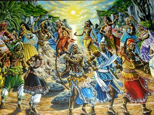 osha e ifa ceremonias y caminos de oduduwa tomo 1