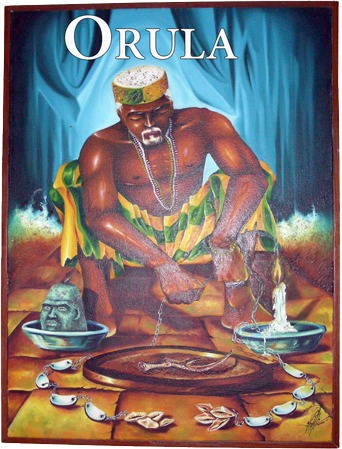 osha e ifa ceremonias y poderes de ifa abita