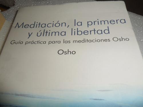 osho  meditacion guia practica