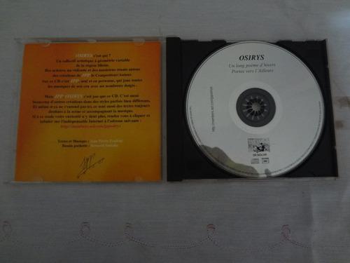 osirys cd un long poeme d' hivers... musea rock prog frança