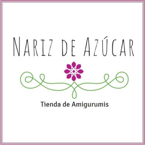 osito amigurumi crochet - tienda online nariz de azúcar