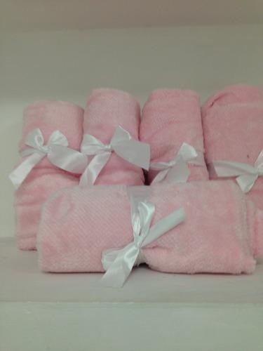 osito con colchita rosa o azul  $490.00