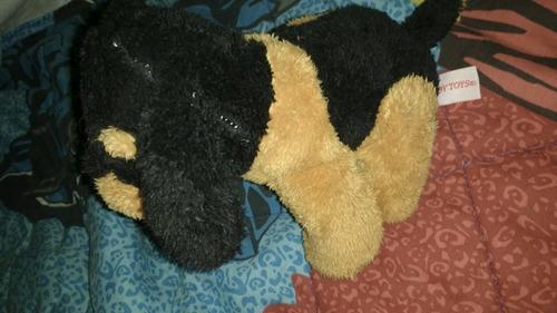 osito perrito marron y negro en lanus este