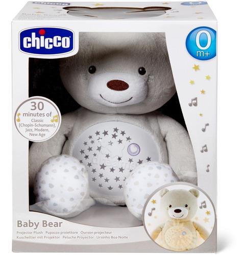 osito proyector chicco baby bear con luz y melodias full