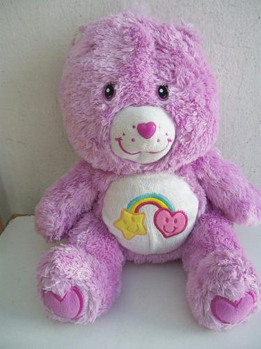 ositos cariñosos best friend lila original care bears 32 cm