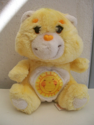 ositos cariñosos funshine amarillo care bears original 17 cm
