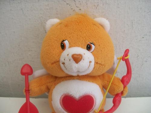 ositos cariñosos tenderheart cupido original naranja 18cm
