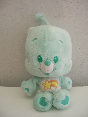 ositos cariñosos wish bear verde original care bears 22 cm