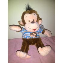 Peluche Jorge El Curioso Monkey Love Julius Jr 25cm