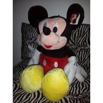 Peluche Mickey Grande 90 Cm Hipoalergenico