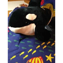 Ballena Willy Orca Seaworld Original
