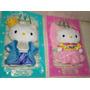 Peluches Hello Kitty - Princesa Y Principe