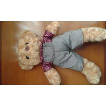 Hermoso Peluche Oso Teddy 42cm
