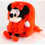 Mochila Minnie Con Peluche Desmontable Minnie Mouse