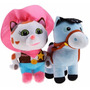 Set Peluche Sheriff Callie Y Caballo Sparky Musical $ 12.000