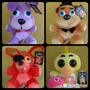 Peluches Five Nights At Freddys Foxy Bonnie Freddy
