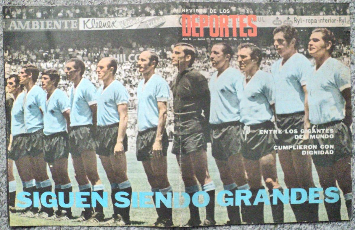 Image result for uruguay 1970